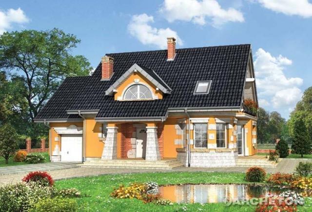 Проекти котеджів проекти будинків